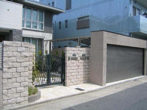 愛車をがっちり守ってくれるガレージシャッター 愛知県豊明市4