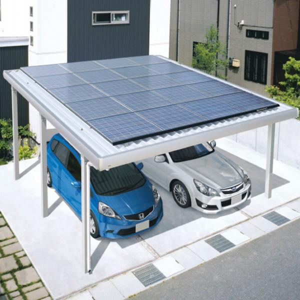 太陽光発電システムMシェード・G-1 三協立山アルミ2
