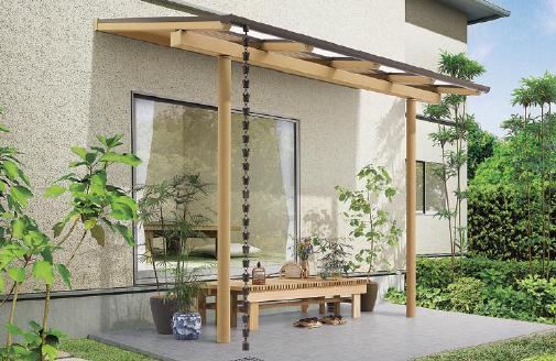 移動桁タイプ 樹の木テラス toex1