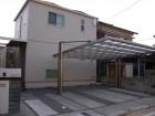 シンプルでシャープなエクステリア 愛知県名古屋市