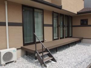 建物と一体感のあるスマート外構 幸田町2