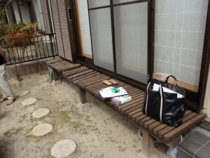 濡れ縁 リフォーム  愛知県豊明市 2