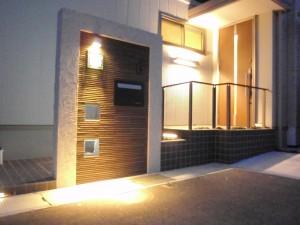 愛知県尾張旭市N様邸 外構施工写真の撮影に伺いました。