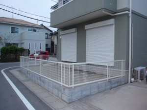 サンルームのあるお庭 暖蘭物語 愛知県東浦町2