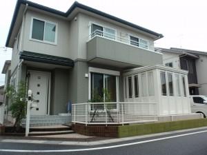 愛知県東浦町Y様邸 外構写真の撮影に伺いました。